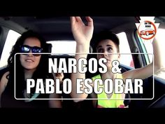 NARCOS Y PABLO ESCOBAR | ON THE ROAD