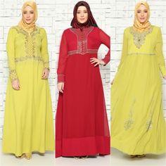 Beautiful Plus Size Embellished Dresses