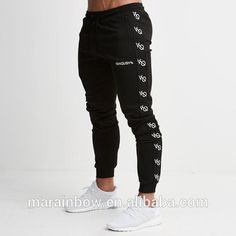 4b0b41ff5143 Source Super Soft Stretchy Polyester Elastane Tapered Fit Mens Track Pants  with Woven Logo Tape Zippered Pockets Sweat Pants on m.alibaba.com
