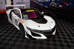We're extremely proud to have played a role in the first public test of RealTime Racing's new Acura NSX GT, at the Pirelli World Challenge Championships weekend at Mid-Ohio Sports Car Course. This incredible platform debuted on 18-inch Forgeline one piece forged monoblock GE1R wheels finished in Graphite. See more at: http://www.forgeline.com/customer_gallery_view.php?cvk=1722 #Forgeline #forged #monoblock #GE1R #centerlock #notjustanotherprettywheel #madeinUSA #RealTime #Acura #NSXGT #PWC
