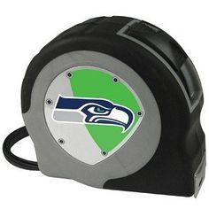 Pro Grip Tape Measure - 16 Foot - Seattle Seahawks-Pro Grip Tape Measure - 16 Foot - Seattle Seahawks