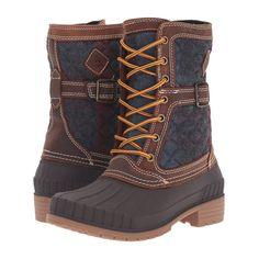 Kamik 'Sienna' Boots in Dark Brown Leather