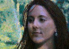 Portrait of Kelley, Oil on canvas, 2010