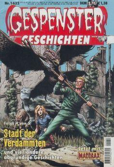 Cover for Gespenster Geschichten (Bastei Verlag, 1974 series) #1432