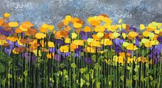 """""""Afternoon in Provence"""" - The Works Of Blind Artist Jeff Hanson - Pictures - CBS News CBS Sunday Morning 03/29/15"""