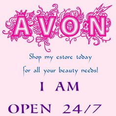 Shop from the comfort of your home at http://www.youravon.com/sharonholloway