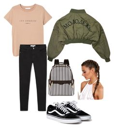 """Chill"" by eriarai on Polyvore featuring MANGO and Henri Bendel"