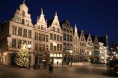 Christmas in Antwerp, Belgium, Europe / Kerstmarkt in Antwerpen, België - door Margaret Massop, Webmastery.