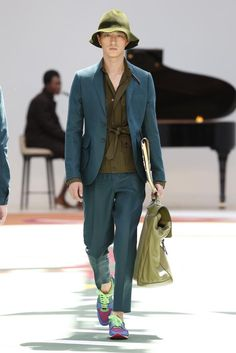 Burberry Prorsum Men's RTW Spring 2015 - Slideshow