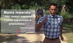 #bieganie #motywacja #cytat #forrest gump