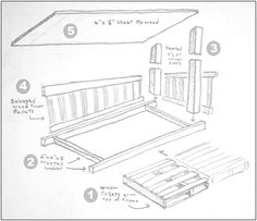 How To Build A Firewood Shed For Under $80! | http://www.ecosnippets.com/diy/build-a-firewood-shed-for-under-80/