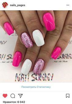 Идеи дизайна ногтей - фото,видео,уроки,маникюр! #Bestsummernails