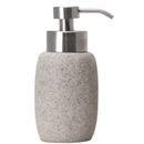 Sorema Rock Bath Soap Dispenser - Natural Create a contemporary look in your bathroom with the Soap Dispenser from the Rock collection by Sorema. Ideal for all liquid soaps, washes and gels, the stone coloured foaming dispenser will keep your http://www.MightGet.com/january-2017-11/sorema-rock-bath-soap-dispenser--natural.asp