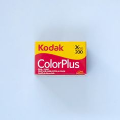 Kodak ColorPlus 200 35mm Film