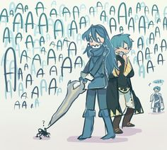 Lucina and Morgan Sibling C-Support Pt.2