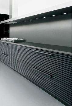 #interior #decor #styling #minimalist #modern #kitchen #black