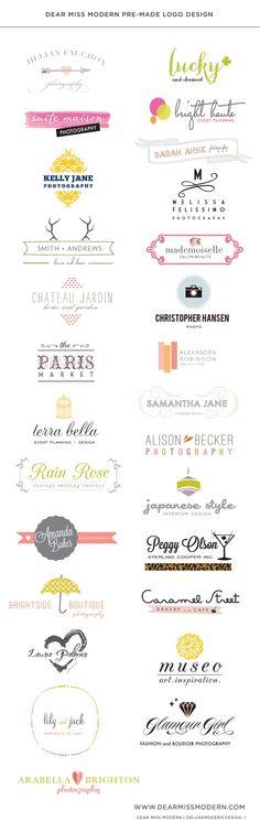 lots of logos!