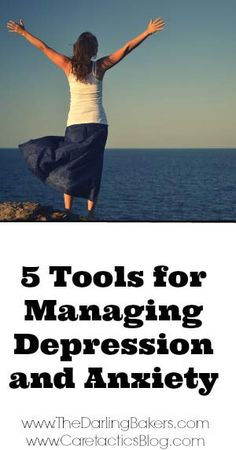 5 Tools for Managing Depression and Anxiety (Childhood Abuse)