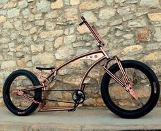 #kustomkulture #kustom #bike #bicycle #Spain #Castellon #builder Carles Lopes Centelles