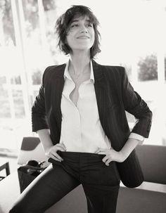 PrêtàLiker : Charlotte Gainsbourg reprend du service pour Gérard Darel
