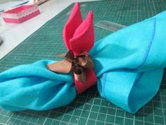 Minha Primeira Costura: Orelhas do coelhinho - como fazer