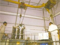 Our well-equipped infrastructure facility has enabled us to provide Single Girder I Beam Crane. I Beam, Engineers, Crane, Venus
