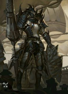 One of the coolest armors of monster hunter I ever seen