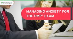 During a long Exam like #PMP Certification exam, people get very nervous and cannot manage their anxiety. Know how to manage your anxiety during the PMP Certification exam, in the following link: https://www.greycampus.com/blog/project-management/managing-anxiety-for-the-pmp-exam