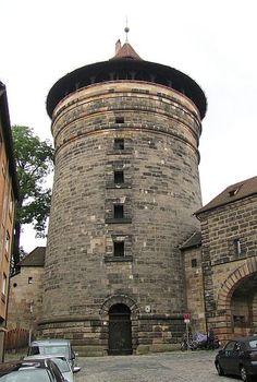 Nuremberg: Neutorturm