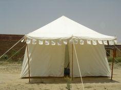 Medieval Square Pavilion by Sangeeta International