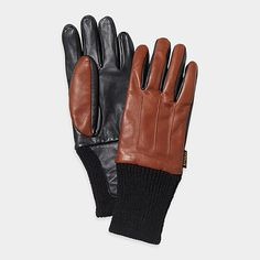 Leather Touch Gloves | MoMAstore.org