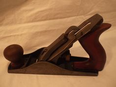 Stanley Defiance Smooth Plane--Woodworking Tool