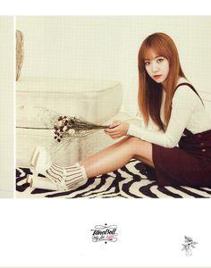 Apink Namjoo - Born in South Korea in 1995. #Fashion #Kpop