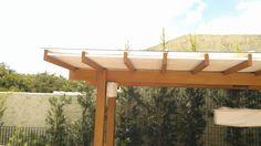 Pergolado em Garapeira e forro de palha natural - www.cobrire.com.br #cobrire #deck #decks #pérgola #pergola #pergolas #pergolado #quiosque #cobertura #forrodebambu #palha #bambu #bamboo #madeira #design #arquitetura #paisagismo #decoração #decor #architecture #archilovers #architect #wood #landscape #outdoors #style #life #lifestyle #sun #summer