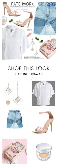 """""""Patchwork"""" by yexyka ❤ liked on Polyvore featuring PRPS, Laneige and By Terry"""