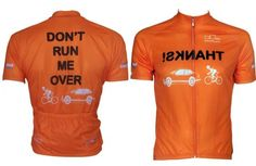 Cycling Jerseys - Share The Road Jersey - Cycling Clothing Women's Small