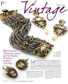 Per i fan del #Vintage ♥♥  #Gioielli Vintage Bijoux Preziosi