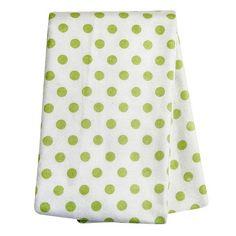 Trend Lab Printed Flannel Swaddle Blanket