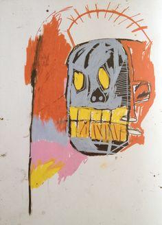 Framed Giclee Print: Untitled by Jean-Michel Basquiat : Jm Basquiat, Jean Michel Basquiat Art, Bad Painting, Robert Mapplethorpe, Keith Haring, Pop Art Andy Warhol, Radiant Child, Graffiti, Tape Art