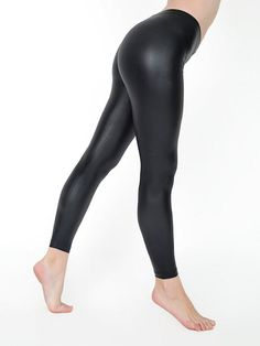 American Apparel's Shiny Legging