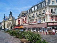 Deauville, Normandia, França