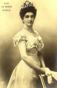 Elena di Savoia... Montenegrin princess and Queen of Italy