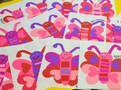 """""""Love Bug"""" (from Doodle Bug Teaching)"""
