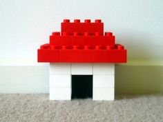 duplo weisser bungalow