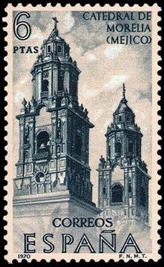 La Catedral de Morelia - México