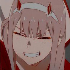 Anime Love, Cute Anime Pics, Anime Guys, Otaku Anime, Anime Art, Zero Two, Cute Anime Wallpaper, Kawaii Anime Girl, Cute Anime Character