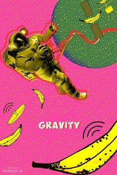Gravity version PopArt