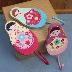 Russian Doll Hooks