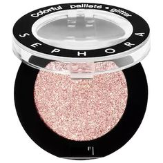 SEPHORA COLLECTION Colorful Eyeshadow: A collection of 80 eyeshadows in three finishes: matte, shimmer, and glitter.