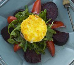 Thomas Dux - #140Cookbook Beetroot, Goat Cheese & Bean Salad